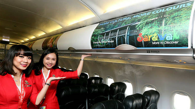 Sarawak Tourism Board collaborates with AirAsia on promoting tourism