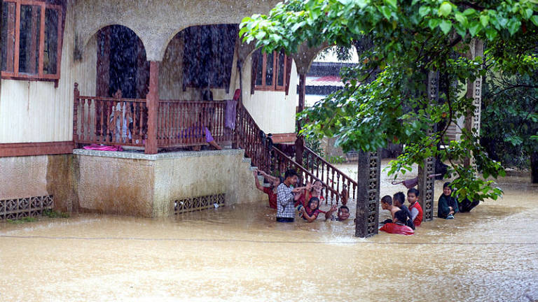 Drop in number of flood victims in Hilir Perak