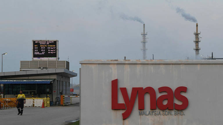 Lynas says confident of fulfilling decision on permanent disposal facility