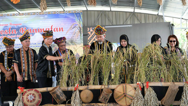 Sabah govt to continue to uphold cultural festivals