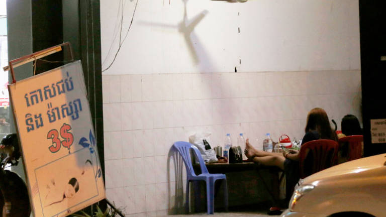 The street butterflies: Inside Phnom Penh's massage parlours