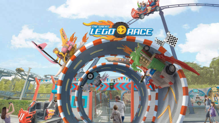 Legoland Malaysia Resort to launch the world's first Lego ...