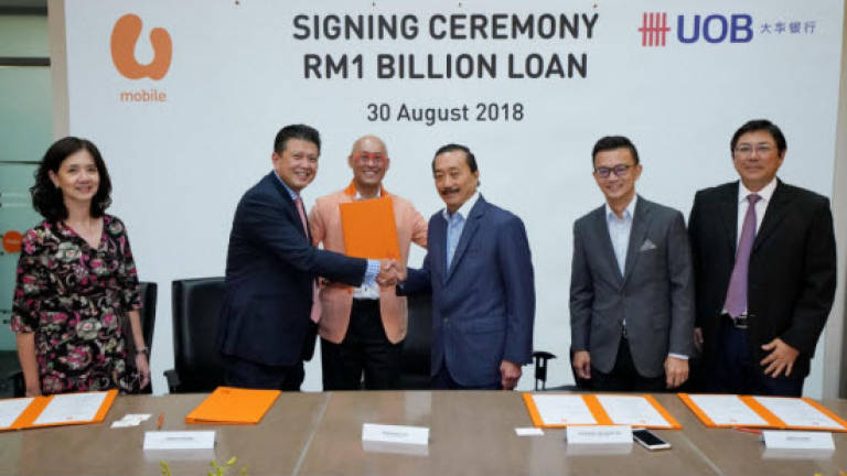 U Mobile inks RM1 billion credit facility with UOB Malaysia