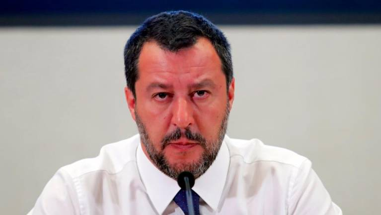 Salvini ally questioned over Russia funding affair: Reports