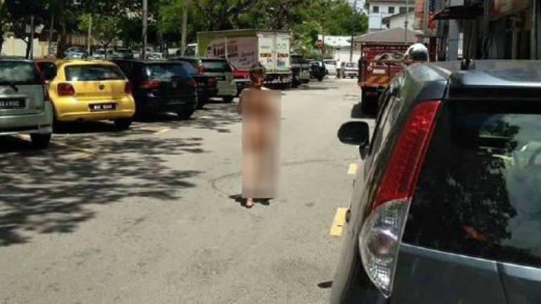 Police arrest Vietnamese woman for walking around naked in PJ