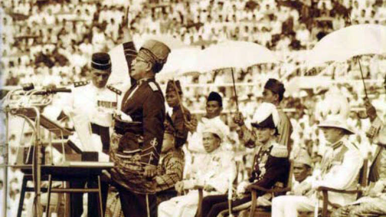 1957 Independence Day celebration to be re-enacted