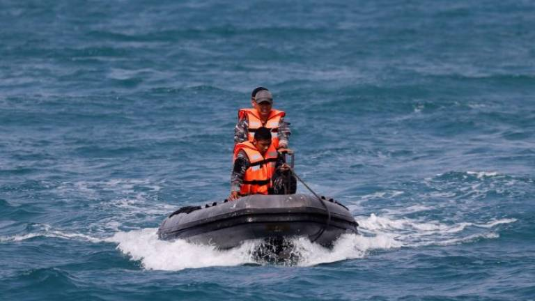 Search launched for four fishermen missing off Port Klang