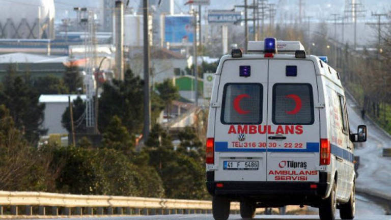 b2191d0d4b British passenger dies in Turkey airport incident
