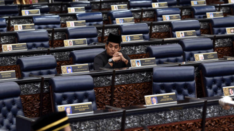 Disrespectful to walk out, says Khairy