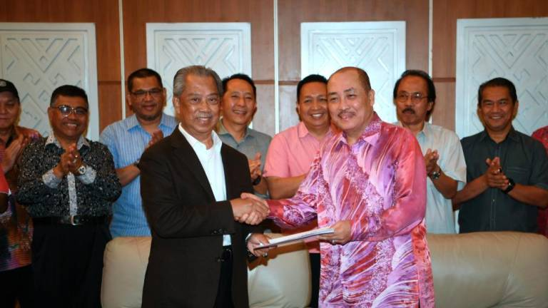 Sabah Bersatu receives green light to form 26 divisions