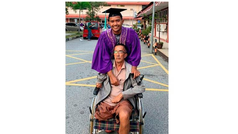 Grad misses his big day after mom passes away