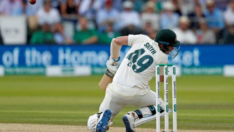 Mandatory neck guards 'not far away' after Smith felled by Archer