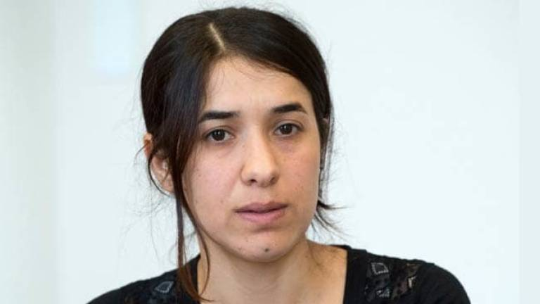Nadia Murad: From jihadists' captive to Nobel laureate