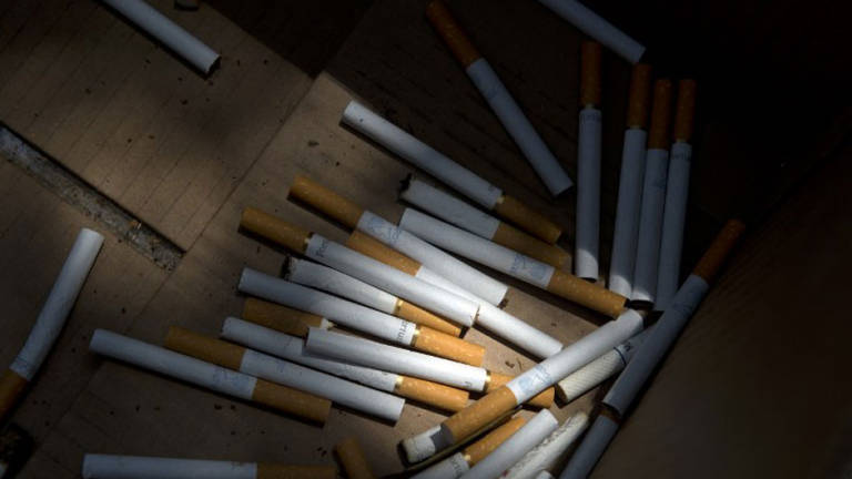 Police bust biggest cigarette syndicate in the country