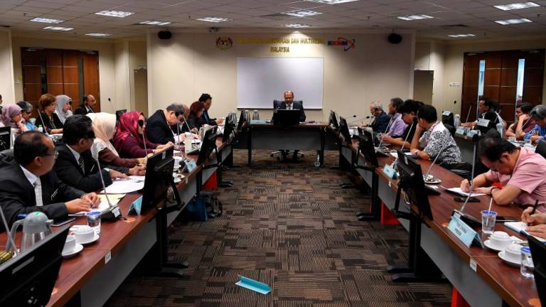 17 appointed as Malaysian Media Council pro tem committee members