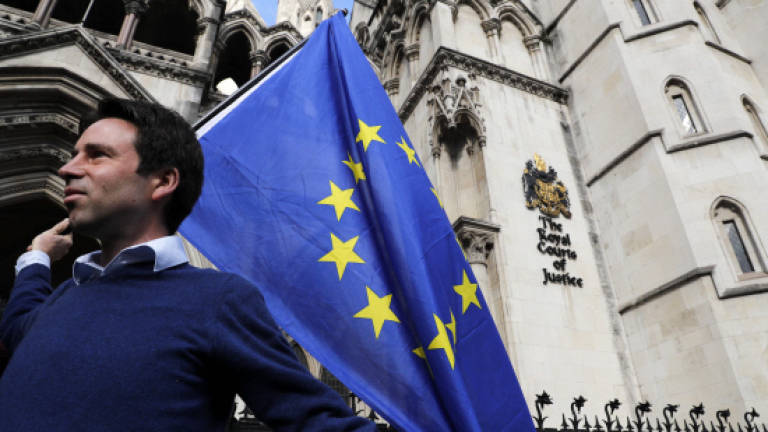 'Climbdown' for Britain over EU court role after Brexit