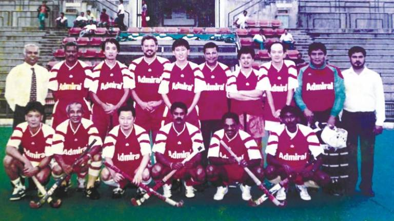 Hockey legend Liew Khiam Hon overcame epilepsy to become a star