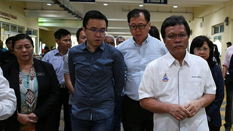 Sabah loses people-oriented leader in Stephen Wong: Shafie