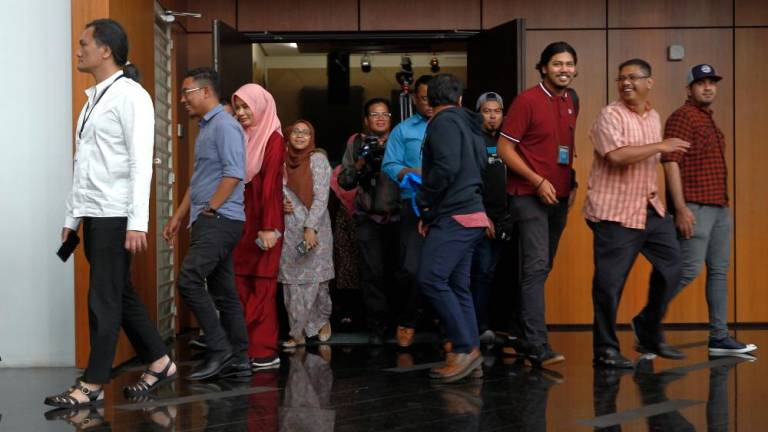 Relief for Utusan staff, still have jobs