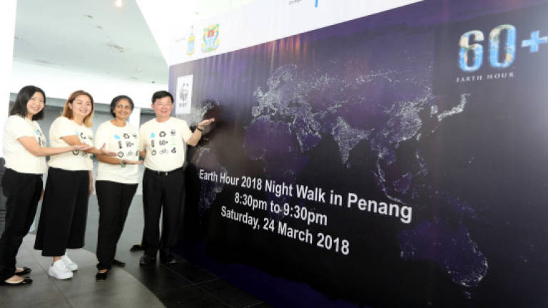 WWF's Earth Hour 2018 Night Walk to focus on climate change