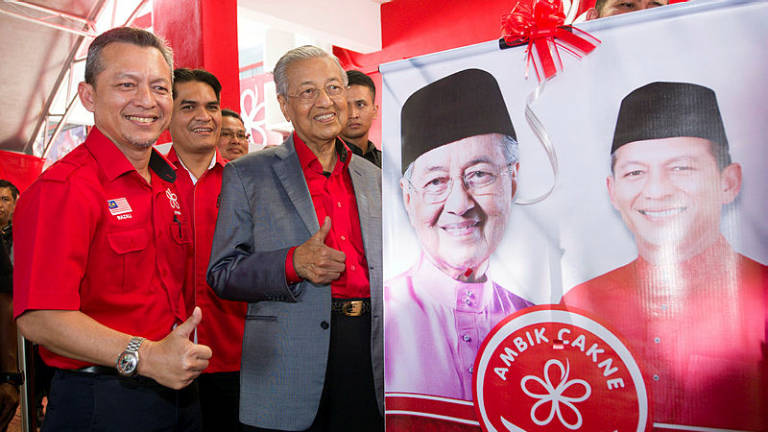 Govt hopes new king can be elected soon: Mahathir