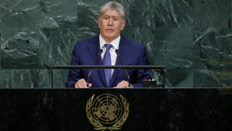 Kyrgyzstan accuses Kazakhstan of election 'influence'
