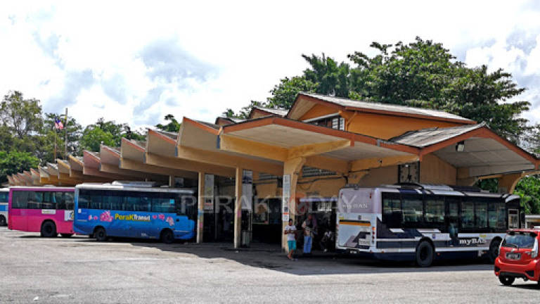 Ipoh Sentral to replace Medan Kidd bus station