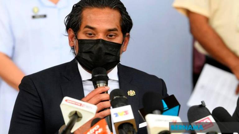 No sharing of vaccine recipients' personal data with supplier - Khairy