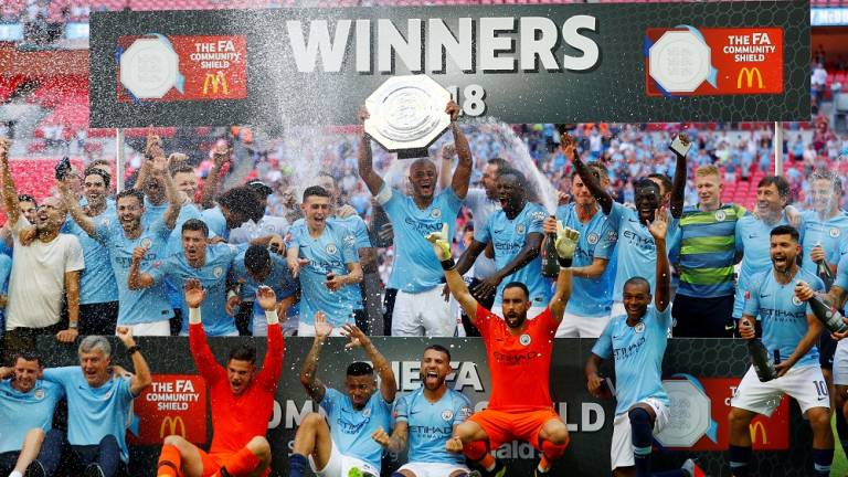 Man City stars pay for 26 coaches to take fans to Wembley