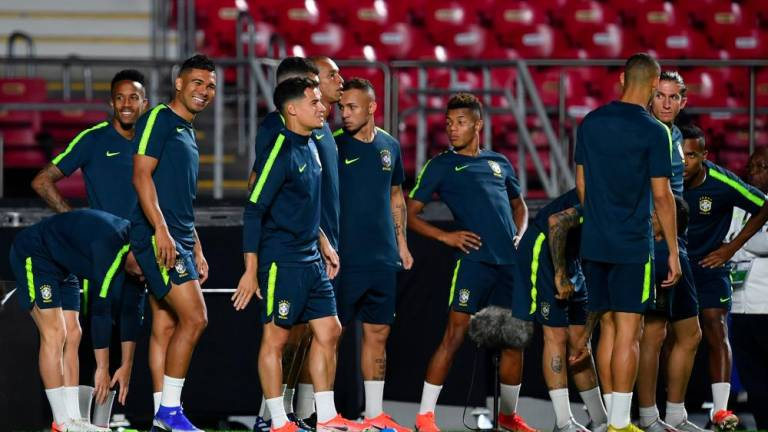 Favourites Brazil must win even without Neymar, says Casemiro