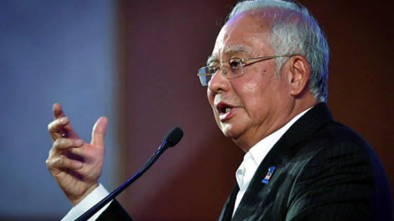 Najib arrested by MACC (Updated)
