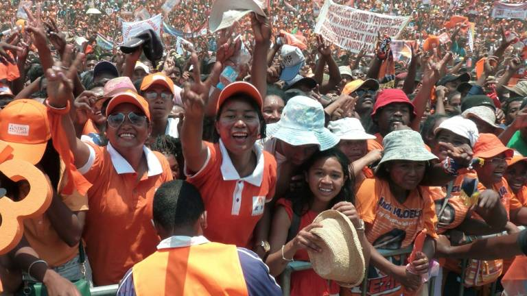Madagascar official election result due after protests