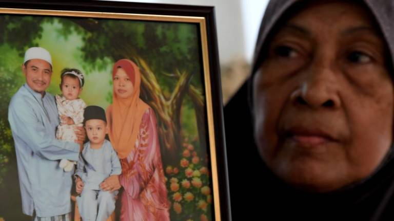 Christchurch shooting: Penang govt reps to accompany Rahimi's family members to NZ today