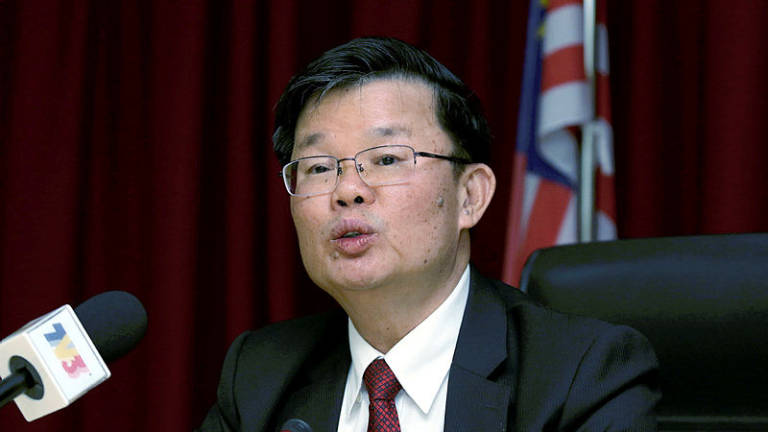 Kulim airport will not complement Penang airport, instead it will be a competitor: Chow