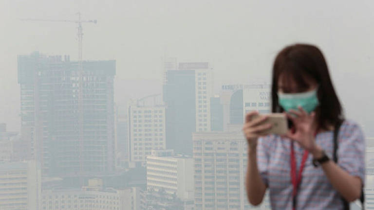 Haze: 648 schools in four states close today
