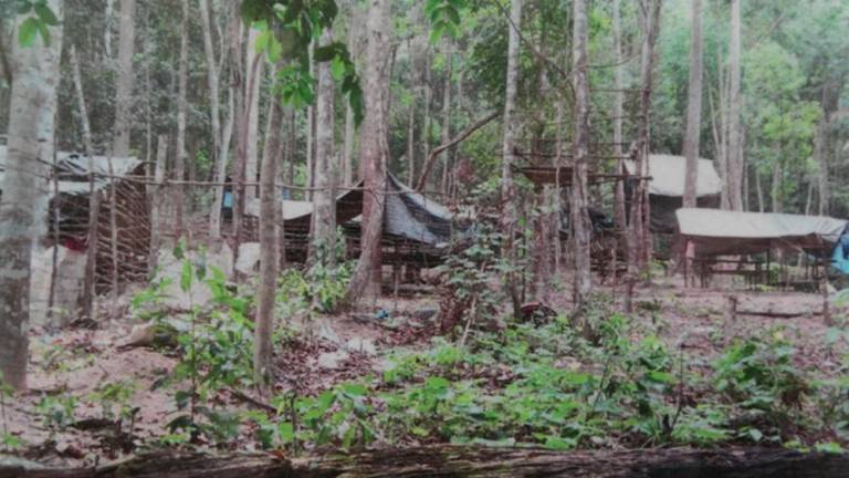 NSC director shocked by mass graves in Wang Kelian