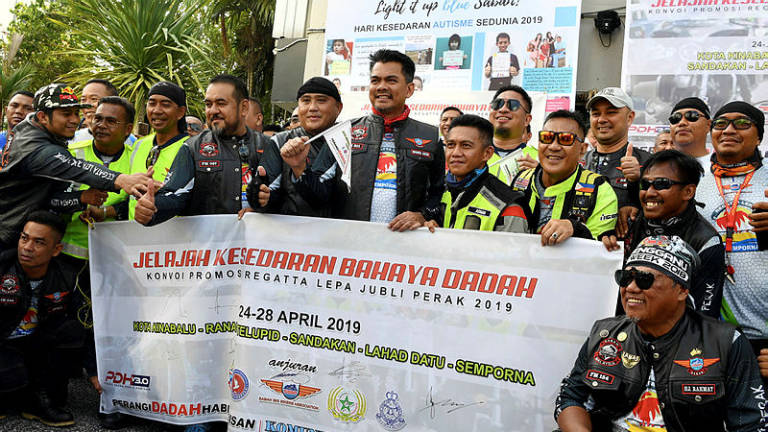 Exploitation of children by drug pushers must stop: Azis Jamman