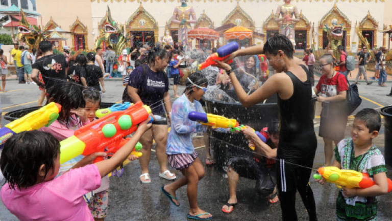 Five million Malaysians celebrate Songkran and Good Friday