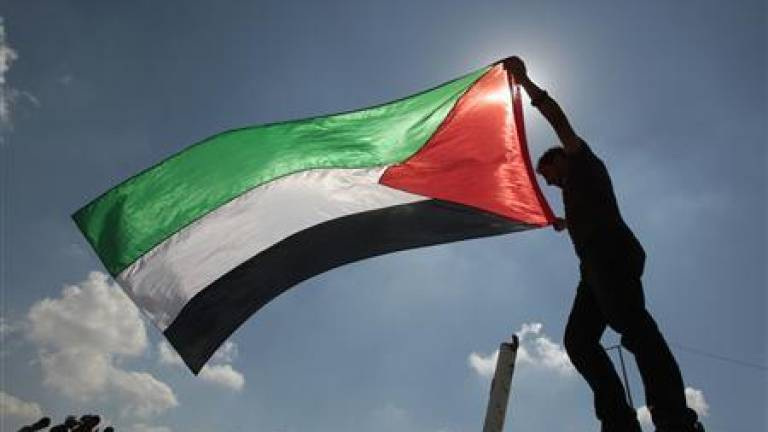 China supports Palestinians in restoring legitimate national rights
