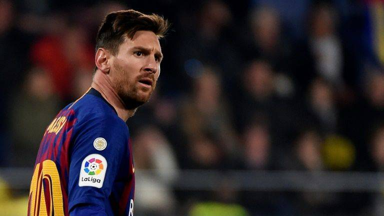 Quarter-final curse looms as Barca and Messi look to set record straight