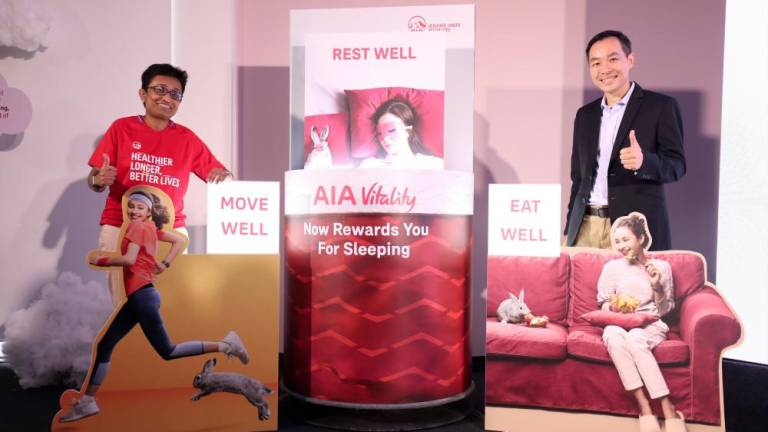 AIA Vitality launches sleep tracking benefit
