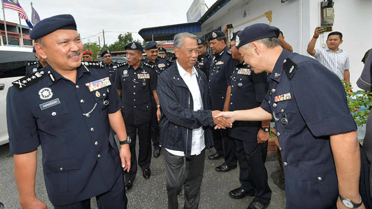 Amended Sosma will be more effective in ensuring security: Muhyiddin