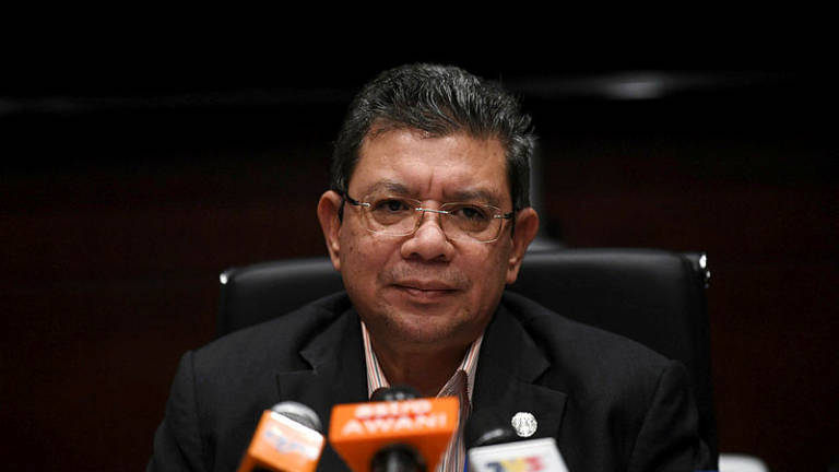 Saifuddin shocked and saddened over death of Morsi