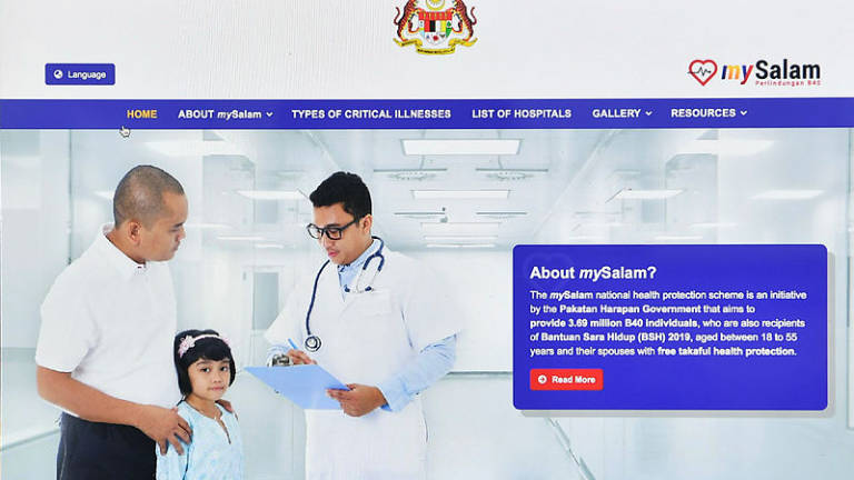 MySalam scheme must be reviewed, says think tank