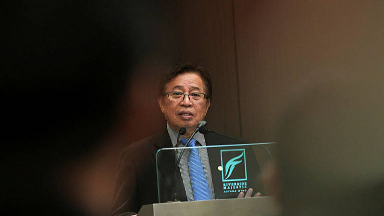 Sarawak looking at hydrogen sales for revenue