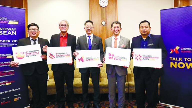 Invest Selangor to host International Business Summit