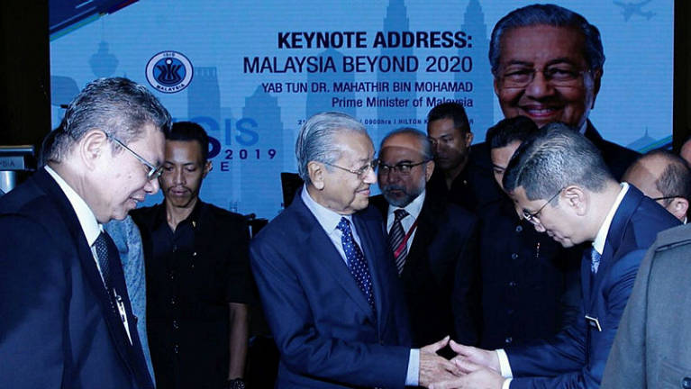 Best way to manage a multiracial nation is to ensure no one feels happy: Mahathir