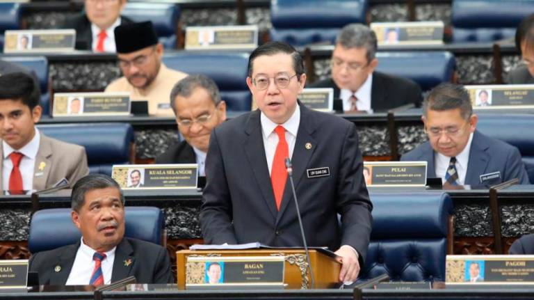 Corruption foiled Vision 2020, says Guan Eng
