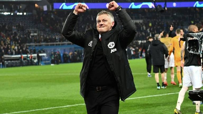 Man United have quality to win Champions League, says Solskjaer
