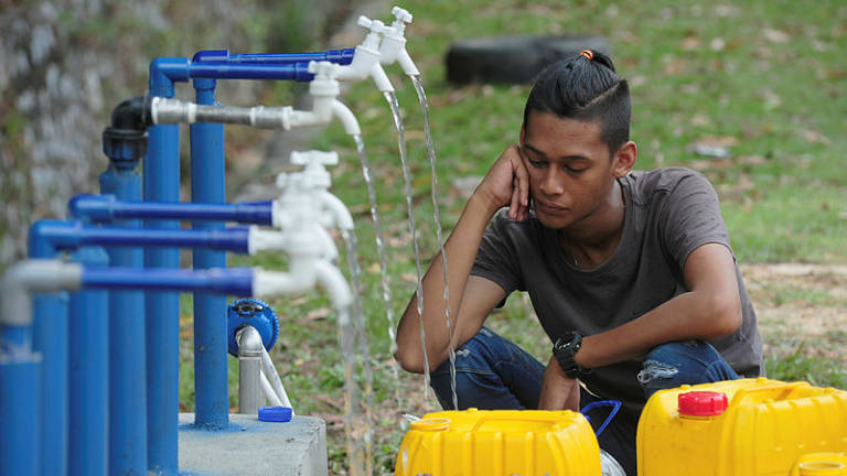 Water supply in Selangor to be restored in stages today